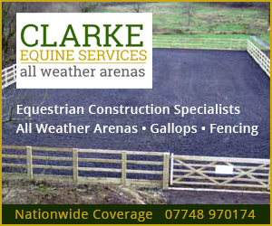 Clarke Equine Services 2019 (West Midlands Horse)