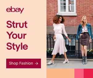 Ebay Fashion 2021 (West Midlands Horse)